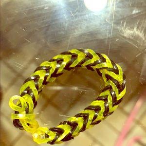 Jewelry - Bumblebee fishtail bracelet